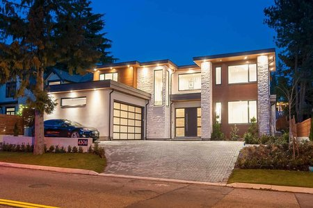R2328746 - 4306 HIGHLAND BOULEVARD, Forest Hills NV, North Vancouver, BC - House/Single Family