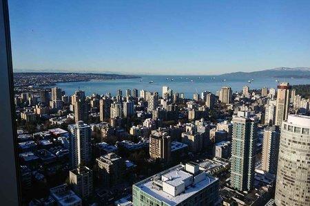 R2328816 - 4601 1128 W GEORGIA STREET, West End VW, Vancouver, BC - Apartment Unit