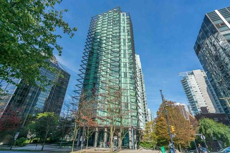 R2328823 - 1609 1331 W GEORGIA STREET, Coal Harbour, Vancouver, BC - Apartment Unit