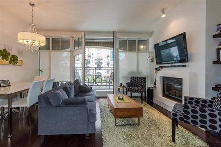 R2328928 - 510 1275 HAMILTON STREET, Yaletown, Vancouver, BC - Apartment Unit