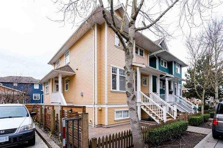 R2329043 - 8 6400 PRINCESS LANE, Steveston South, Richmond, BC - Townhouse