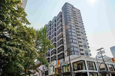 R2329087 - 1202 1060 ALBERNI STREET, West End VW, Vancouver, BC - Apartment Unit