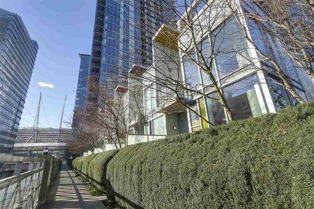 R2329143 - 101 REGIMENT SQUARE, Downtown VW, Vancouver, BC - Townhouse