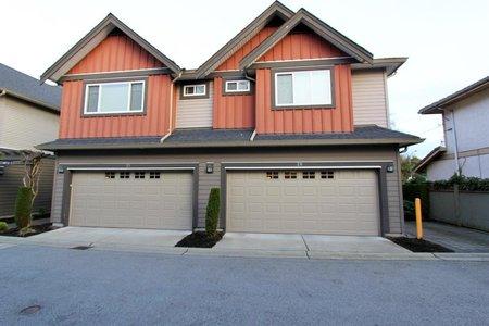 R2329169 - 20 9699 SILLS AVENUE, McLennan North, Richmond, BC - Townhouse