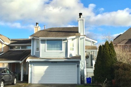 R2329239 - 8100 ASH STREET, Garden City, Richmond, BC - House/Single Family