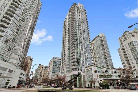 R2329251 - 3002 1199 MARINASIDE CRESCENT, Yaletown, Vancouver, BC - Apartment Unit