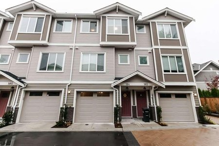 R2329265 - 104 9080 NO 3 ROAD, Saunders, Richmond, BC - Townhouse