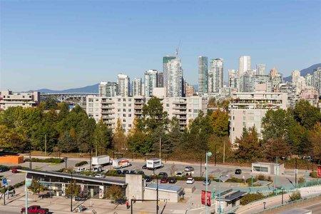 R2329326 - 703 495 W 6TH AVENUE, False Creek, Vancouver, BC - Apartment Unit