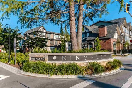 R2329417 - 45 10388 NO. 2 ROAD, Woodwards, Richmond, BC - Townhouse