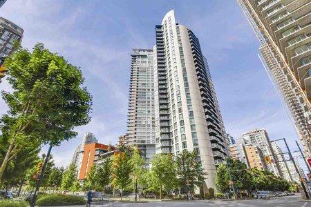 R2329542 - 2210 501 PACIFIC STREET, Downtown VW, Vancouver, BC - Apartment Unit