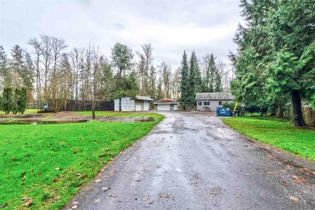 R2329763 - 20838 LOUIE CRESCENT, Walnut Grove, Langley, BC - House with Acreage