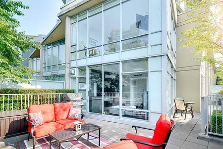 R2329815 - TH 106 918 COOPERAGE WAY, Yaletown, Vancouver, BC - Townhouse