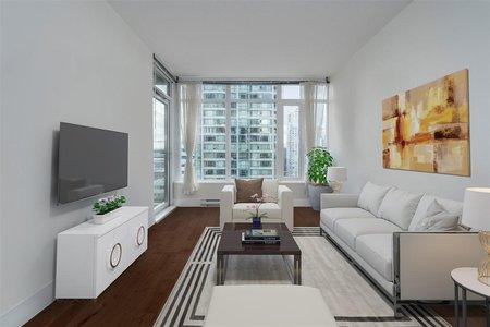 R2329844 - 1007 888 HOMER STREET, Yaletown, Vancouver, BC - Apartment Unit