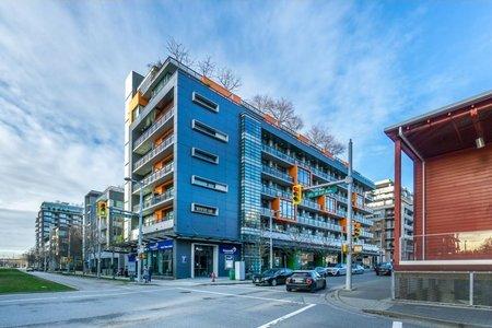 R2329887 - 309 123 W 1ST AVENUE, False Creek, Vancouver, BC - Apartment Unit