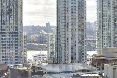 R2329920 - 1105 1001 HOMER STREET, Yaletown, Vancouver, BC - Apartment Unit
