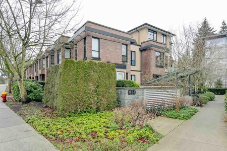 R2329957 - 8 1863 WESBROOK MALL, University VW, Vancouver, BC - Townhouse