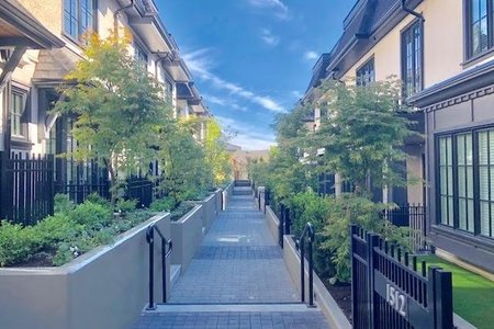 R2329974 - 1508 W 57TH AVENUE, South Granville, Vancouver, BC - Townhouse