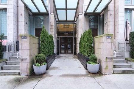 R2329975 - 703 1055 RICHARDS STREET, Downtown VW, Vancouver, BC - Apartment Unit
