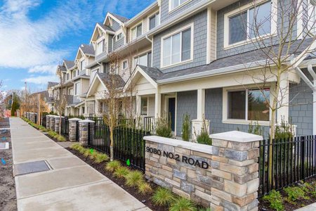 R2330084 - 2 9080 NO. 2 ROAD, Woodwards, Richmond, BC - Townhouse