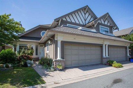 R2330251 - 41 5531 CORNWALL DRIVE, Terra Nova, Richmond, BC - Townhouse