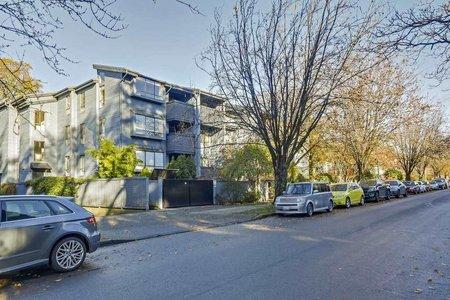R2330488 - 106 2173 W 6TH AVENUE, Kitsilano, Vancouver, BC - Apartment Unit