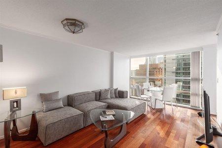 R2330549 - 1102 1050 BURRARD STREET, Downtown VW, Vancouver, BC - Apartment Unit