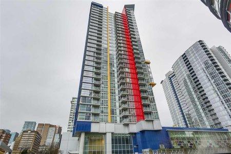 R2330567 - 1208 111 W GEORGIA STREET, Downtown VW, Vancouver, BC - Apartment Unit