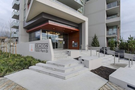 R2330577 - 1704 1550 FERN STREET, Lynnmour, North Vancouver, BC - Apartment Unit