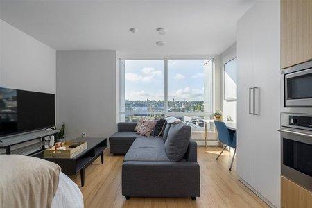 R2330602 - 608 159 W 2ND AVENUE, False Creek, Vancouver, BC - Apartment Unit