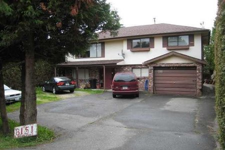 R2330721 - 8151 NO. 4 ROAD, Garden City, Richmond, BC - House/Single Family
