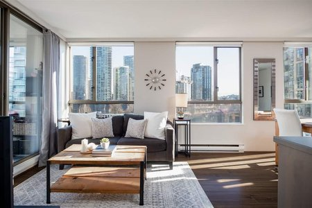 R2330740 - 803 888 PACIFIC STREET, Yaletown, Vancouver, BC - Apartment Unit