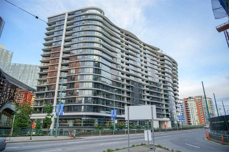 R2330745 - 807 68 SMITHE STREET, Downtown VW, Vancouver, BC - Apartment Unit