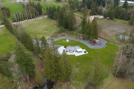 R2330775 - 24968 28 AVENUE, Otter District, Langley, BC - House with Acreage
