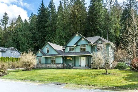 R2330791 - 24740 130A AVENUE, Websters Corners, Maple Ridge, BC - House with Acreage