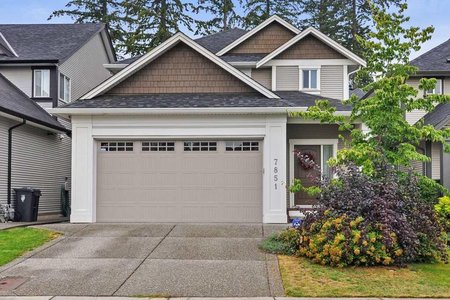 R2330819 - 7851 210 STREET, Willoughby Heights, Langley, BC - House/Single Family