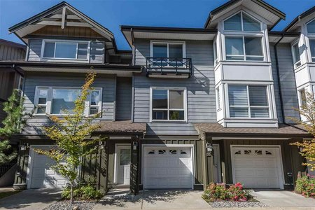 R2330917 - 36 9551 FERNDALE ROAD, McLennan North, Richmond, BC - Townhouse