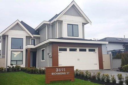 R2330943 - 3891 RICHMOND STREET, Steveston Village, Richmond, BC - House/Single Family