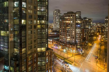 R2331120 - 1506 388 DRAKE STREET, Yaletown, Vancouver, BC - Apartment Unit