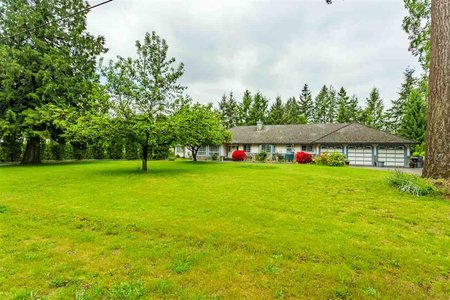 R2331191 - 23779 62 AVENUE, Salmon River, Langley, BC - House with Acreage