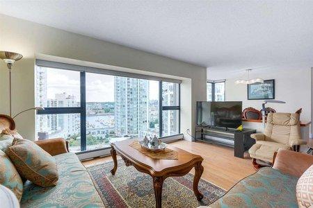 R2331249 - 1203 238 ALVIN NAROD MEWS, Yaletown, Vancouver, BC - Apartment Unit
