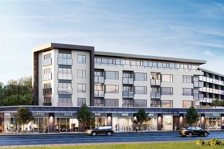 R2331284 - 206 725 MARINE DRIVE, Hamilton, North Vancouver, BC - Apartment Unit