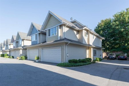 R2331352 - 17 4711 BLAIR DRIVE, West Cambie, Richmond, BC - Townhouse