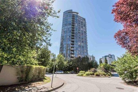 R2331378 - 502 1050 SMITHE STREET, West End VW, Vancouver, BC - Apartment Unit
