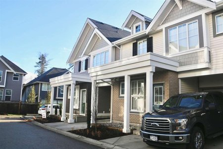R2331391 - 48 7169 208A STREET, Willoughby Heights, Langley, BC - Townhouse