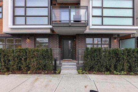 R2331399 - 101 1160 OXFORD STREET, White Rock, White Rock, BC - Apartment Unit