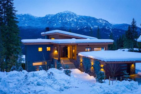 R2331470 - 2919 HERITAGE PEAKS TRAIL, Bayshores, Whistler, BC - House/Single Family