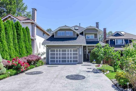 R2331559 - 2856 MUNDAY PLACE, Tempe, North Vancouver, BC - House/Single Family