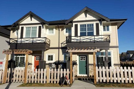R2331636 - 8218 204 STREET, Willoughby Heights, Langley, BC - Row House (Non-Strata)