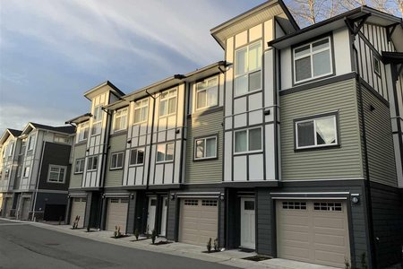 R2331660 - 7 9680 ALEXANDRA ROAD, West Cambie, Richmond, BC - Townhouse