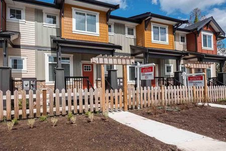 R2331674 - 20413 82 AVENUE, Willoughby Heights, Langley, BC - Row House (Non-Strata)